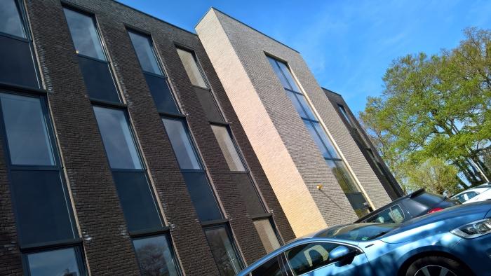NIEUW PAND - IB Broadcast verhuist naar Grutbroek 17 in Doetinchem